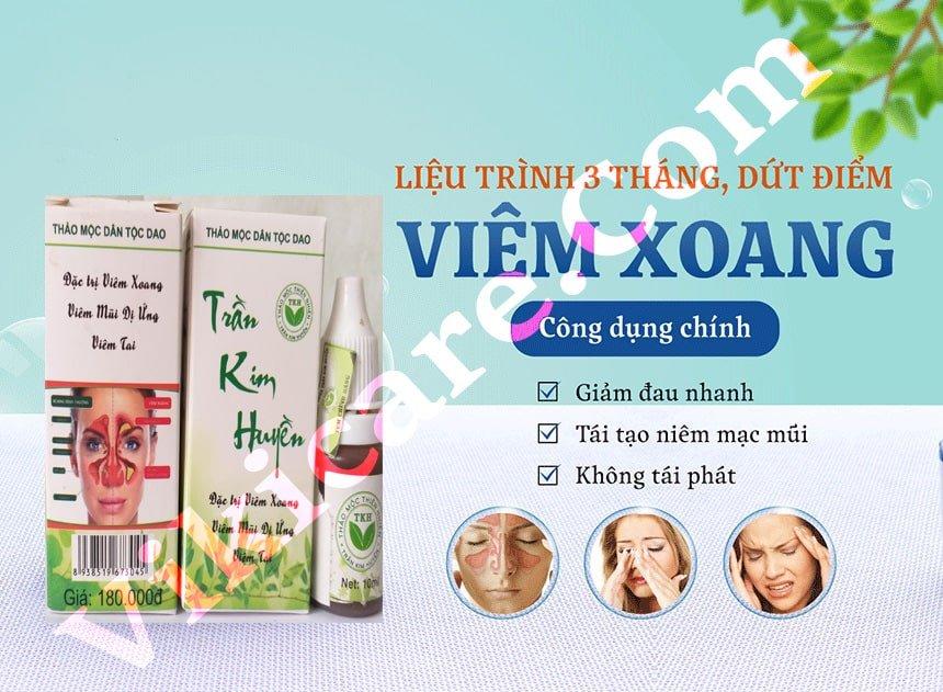 Thuốc trị viêm xoang mũi hiệu quả, thuốc viêm xoang mũi,thuốc chữa viêm xoang mũi 354