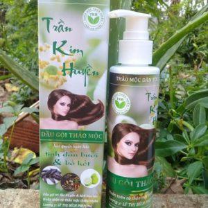 Dầu gội trị rụng tóc - dầu gội kích thích mọc tóc 4