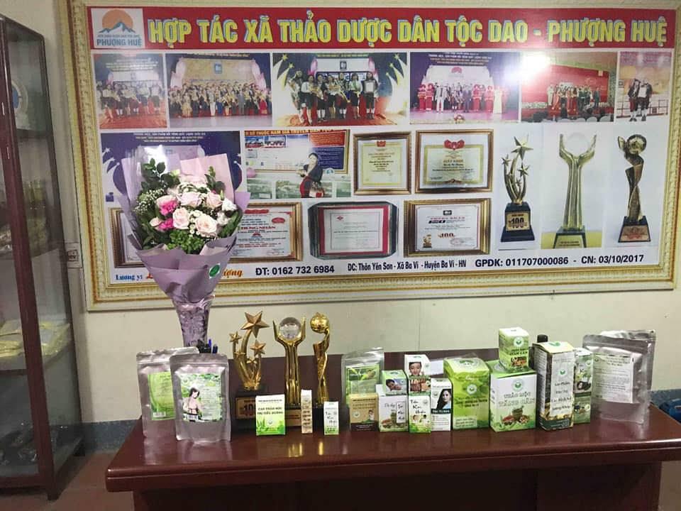 chứng nhận thuốc trị đau răng - thuốc trị nhức răng - thuốc chữa hôi miệng Trần Kim Huyền 1 3