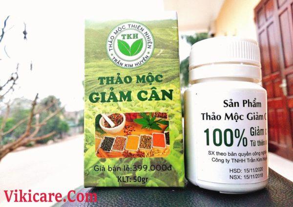 thuốc giảm cân hiệu quả - trà giảm cân 12