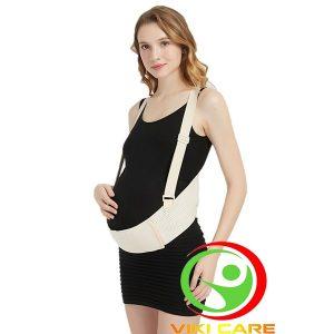 đai đỡ bụng bầu caremother - đai nâng bụng bầu caremother 1