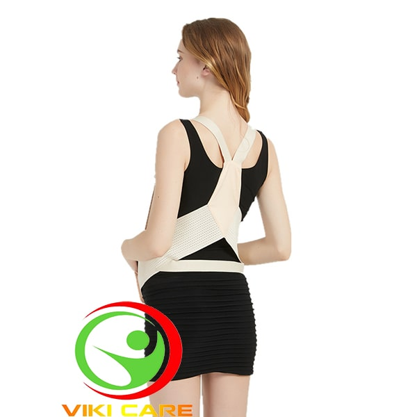đai đỡ bụng bầu caremother - đai nâng bụng bầu caremother 2