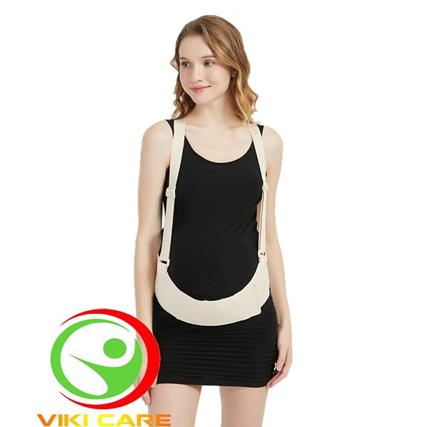 đai đỡ bụng bầu caremother - đai nâng bụng bầu caremother 3