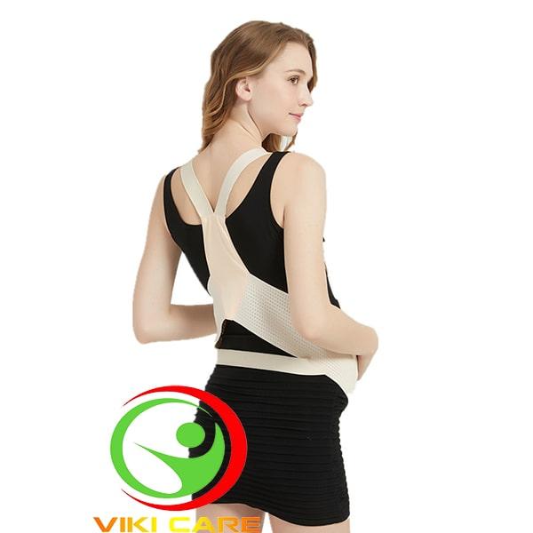 đai đỡ bụng bầu caremother - đai nâng bụng bầu caremother 4