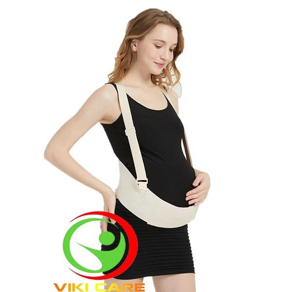 đai đỡ bụng bầu caremother - đai nâng bụng bầu caremother 5