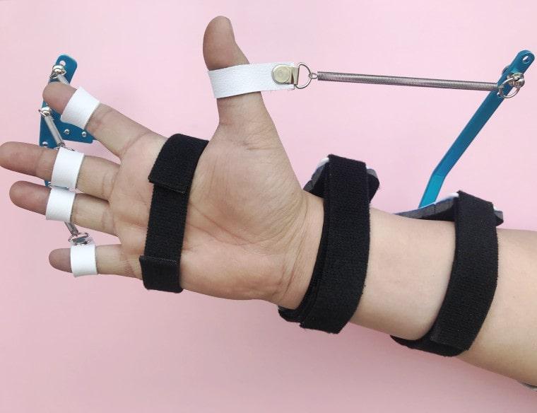 Dụng cụ tập vật lý trị liệu ngón tay 2