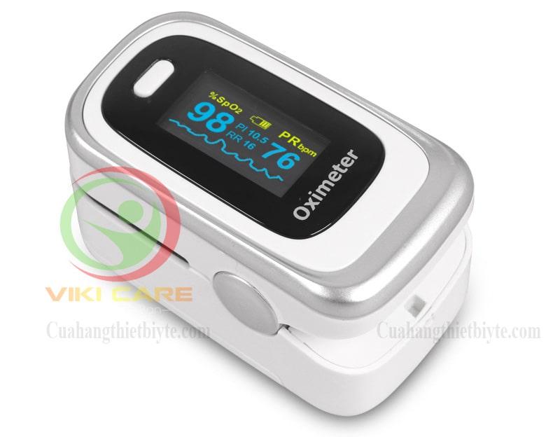 máy đo nhịp tim và nồng độ oxy trong máu 3