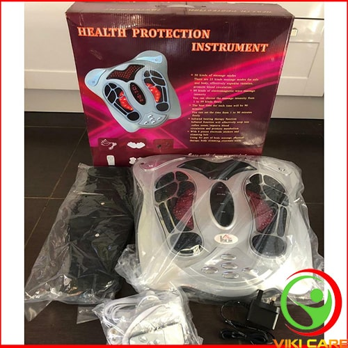 Máy Massage Chân Hồng Ngoại Health Protection Instrument 1