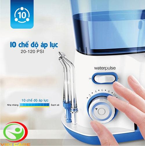 Máy tăm nước gia đình waterplus V300 8