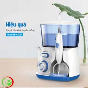 Máy tăm nước gia đình waterplus V300 10