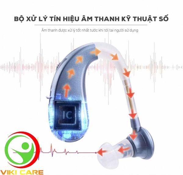 Tai trợ thính không dây cho người già CHP 1024 7