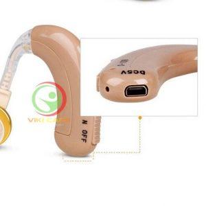 tai trợ thính cho người già - tai nghe trợ thính axon c109 2