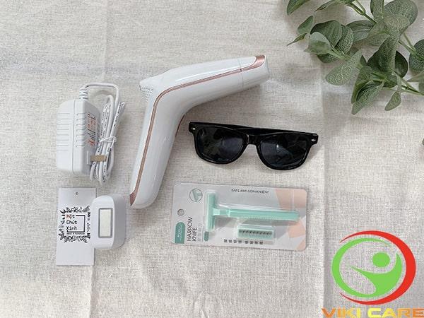 máy triệt lông cá nhân qmele 2